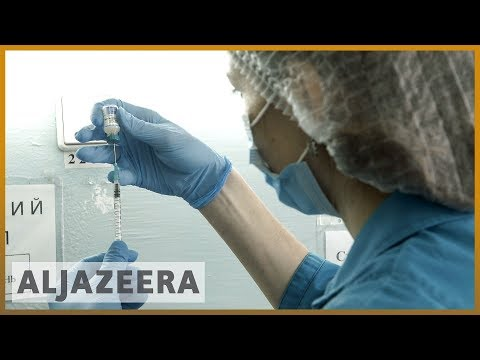 🇺🇦 Ukrainians fear measles vaccination as infection rate rises | Al Jazeera English