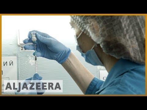 🇺🇦 Ukrainians fear measles vaccination as infection rate rises | Al Jazeera English