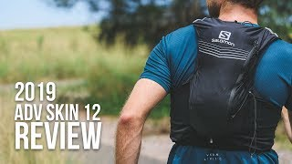 SALOMON ADV SKIN 12 PACK REVIEW - (Important update in description)