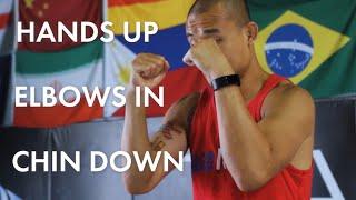 Ron's MMA Fundamentals (1.1-1.4)