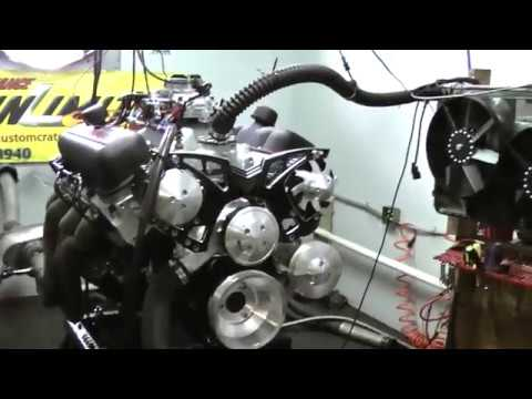 502 Big Block Chevy By Proformance Unlimited