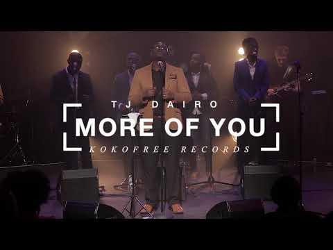 TJ Dairo - More Of You (Live @ The Albany Theatre)