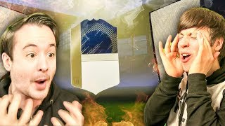 I PACKED MY FIRST EVER ICON IN MY FUT CHAMPS REWARDS - FIFA 18 ULTIMATE TEAM PACK OPENING