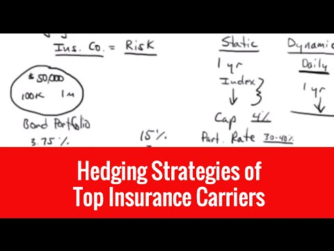 Hedging Strategies: How Insurance Companies Hedge their Indexed Platforms