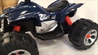 видео Детский квадроцикл TjaGo Sport-68 на аккумуляторе 318YJ