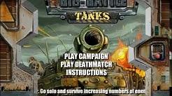 Big Battle Tanks Gameplay - Walkthrough