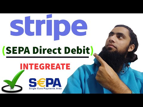 How To Integrate Payment Gateway With SEPA Direct Debit Using IBAN Number