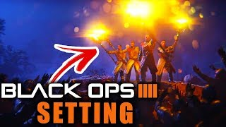 """""""Black Ops 4 Zombies"""" NEW MAP Setting!!! (WE GOT THE REVELATIONS ENDING WRONG!)"""