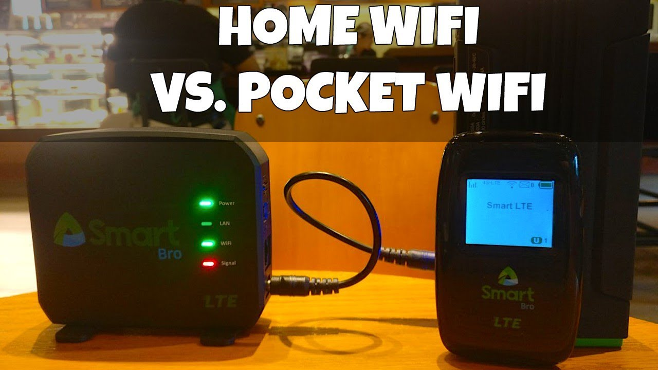 smart home wifi vs pocket wifi in bad signal area youtube. Black Bedroom Furniture Sets. Home Design Ideas