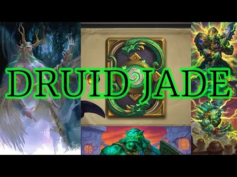 DRUID JADE OP - Le nouveau Jade tendance chic