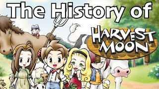 The History of Harvest Moon