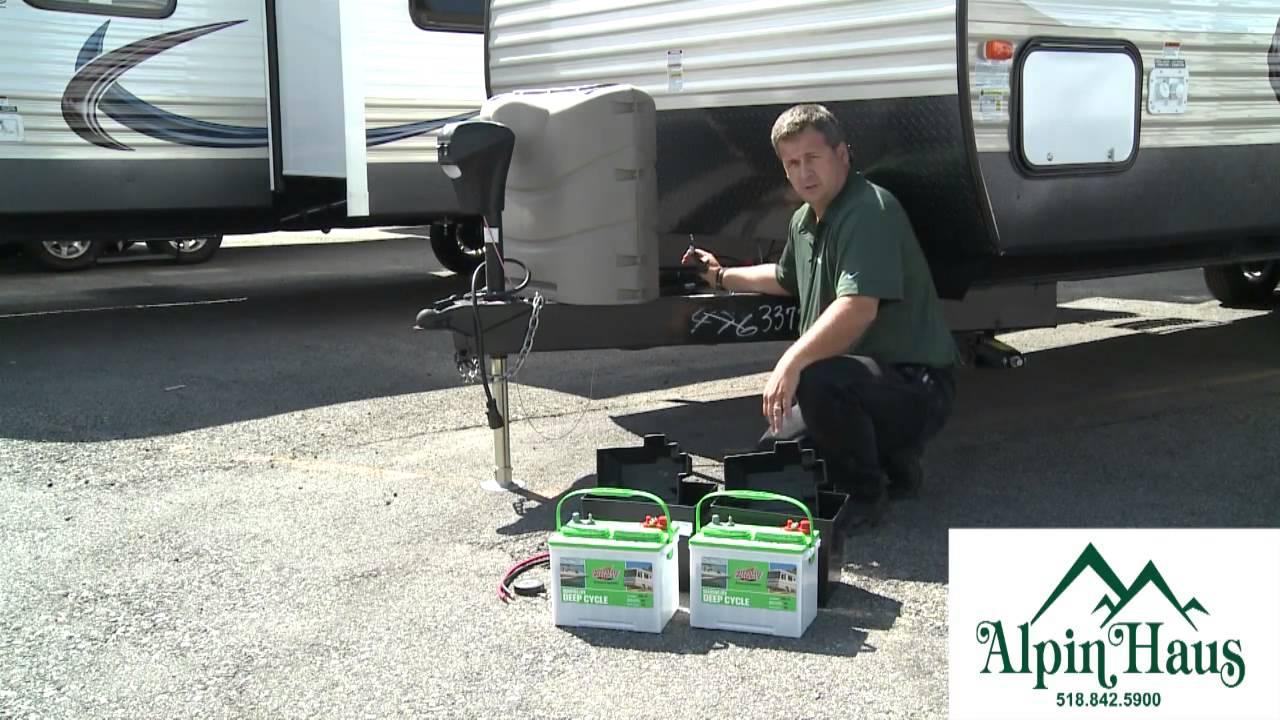 Rv Wiring Diagram Trailer 2003 Jetta Tail Light Alpin Haus Tech Tip: Dual Battery Set Up - Youtube