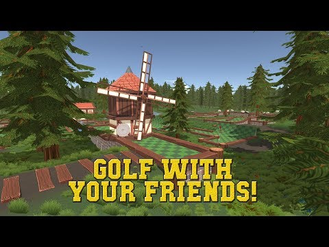 Golf with your Friends! the Sage playing with viewers - Forest - ep 2