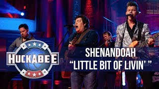 "Shenandoah Perform Their New Song ""Little Bit Of Livin'"" 