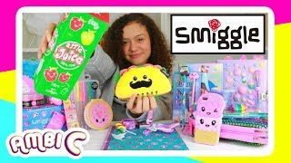 Smiggle Haul Back to School 2018 Giveaway Smiggle School Supplies Haul Stationery Ambi C Vlog