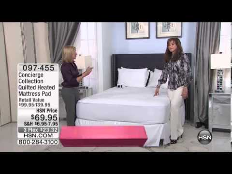 quilted heated queen mattress pad - Heated Mattress Pad Queen