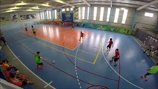 Мини-футбол Новогодний турнир   СтарАвто- 13 Район