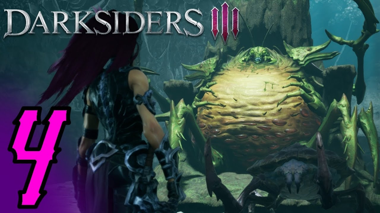Darksiders 3 - Walkthrough Part 4: Sloth (No Commentary ...