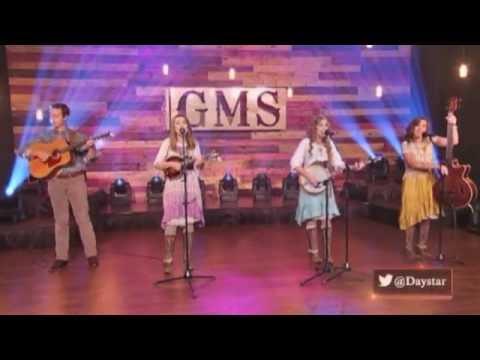 "Southern Raised sings ""Beulah Land"" on the Gospel Music Showcase hosted by Guy Penrod"