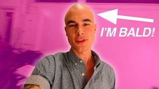 WHY I HAD TO SHAVE MY HEAD...