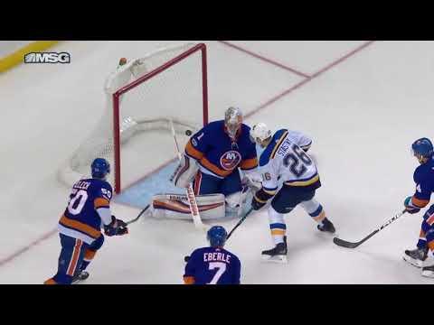 St. Louis Blues vs New York Islanders - October 9, 2017 | Game Highlights | NHL 2017/18