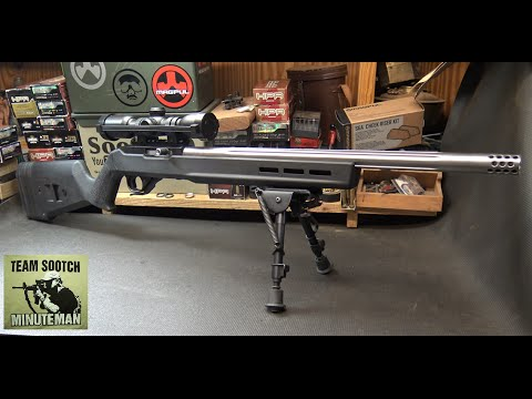 Ruger 10/22 Dream Rifle: Kidd Innovative Design