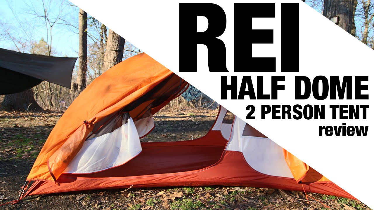& EXCLUSIVE : REI Half Dome 2 Person Tent Review - YouTube