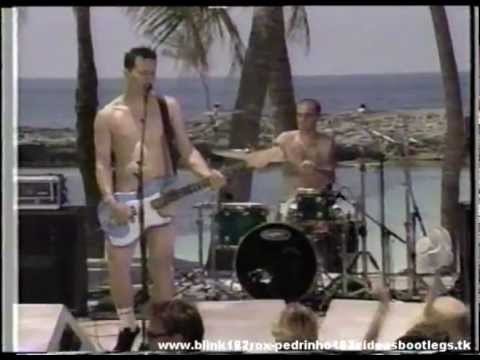 blink-182 - What's My Age Again? (Live, 1999)