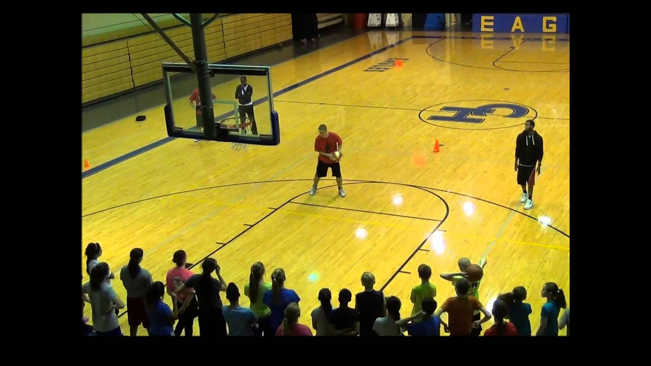 Basketball Post Play and Moves, Coach's Clipboard Basketball