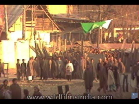 Exodus of Hindu Kashmiri Pandits from Srinagar valley