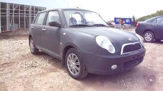 2011 Lifan Smily.Start Up, Engine, And In Depth Tour.