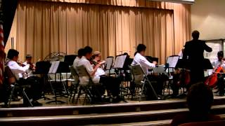 American Fiddle Medley (Cripple Creek, boil them Cabbage Down, Old Joe Clark, and Soldier