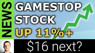 Gamestop Stock Explodes Up 11% On Selling Spring Mobile   What Next?