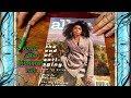 Quiet ASMR 🎧 Browsing Allure Magazine, gentle page turning, Sharpie Marker, 3Dio Binaural Mic