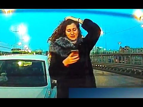 Woman Car Crashes Compilation, Women Driving Fail and accidents # 26