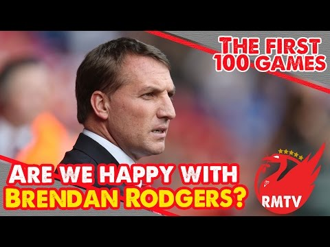 Are we happy with Brendan Rodgers? | Rodgers 100 games special