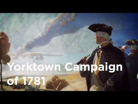 Now Or Never: Yorktown Campaign of 1781 (Full Movie)