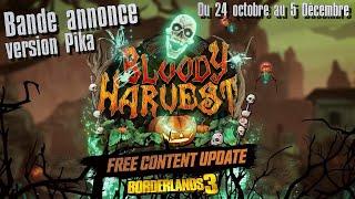 La récolte sanglante - Trailer Event Borderlands 3 (Version Pika)