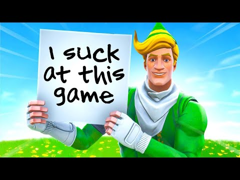 The Fortnite Scorecard Challenge...