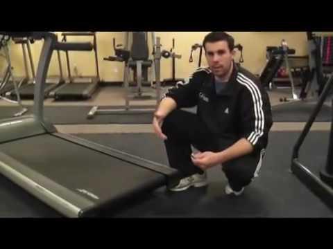 Tightening a Treadmill Belt-New Hampshire Commercial Fitness Equipment