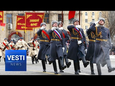 Stalingrad: The Greatest Battlefield of All Time - Renamed Volgograd Celebrates 75th Anniversary
