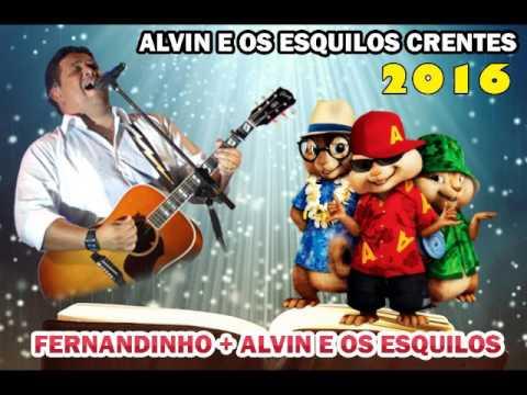 Galileu - Fernandinho VERSÃO ALVIN E OS ESQUILOS