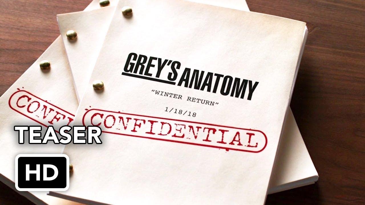 TGIT ABC Thursday 1/18 Teaser - Grey\'s Anatomy, Scandal, How to Get ...