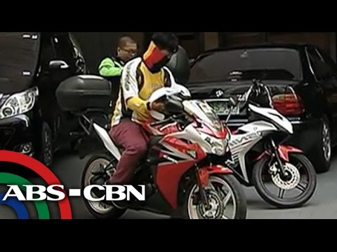 Bandila: Grab to offer motorcycle taxis