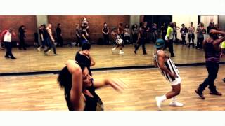 "Jeremih ""Down on me"" choreography by Tovaris Wilson"