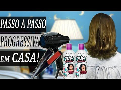 PROGRESSIVA EM CASA  CABELO MASCULINO ♥