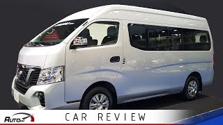 2019 Nissan Urvan Premium - Exterior & Interior Review (Philippines)