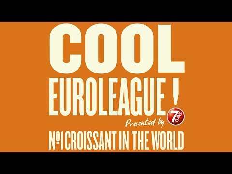 COOL EUROLEAGUE, presented by 7DAYS, with Pero Antic!