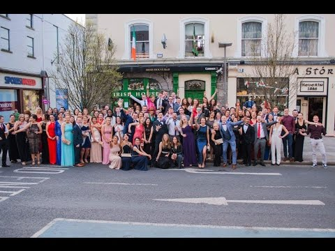 GMIT Mayo Campus Student Union College Ball 2016