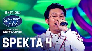 KELVIN - CUMA SAYA (M.A.C) - SPEKTA SHOW TOP 10 - Indonesian Idol 2021